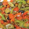 IQF - Fırında Közlenmiş Sebzeler