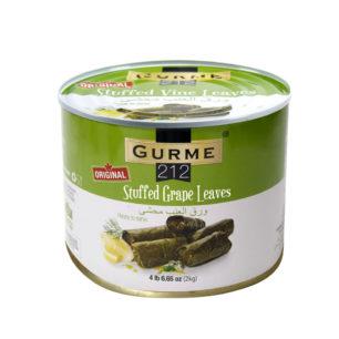 Gurme212 Orijinal Sarma 2000g Teneke