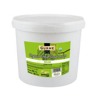 Gurme212 Organik Asma Yaprağı 18Kg Kova