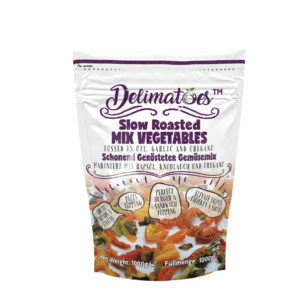 Delimatoes Yarı Kurutulmuş Karışık Sebze 1000g Doypack