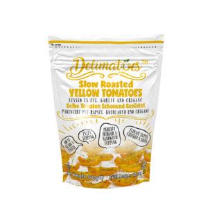 Delimatoes Yarı Kurutulmuş Sarı Domates 1000g Doypack