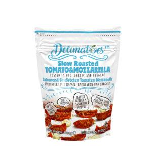 Delimatoes Yarı Kurutulmuş Domates & Mozzarella 1000g Doypack