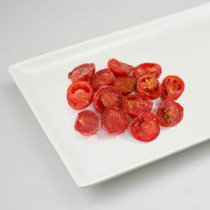 IQF Yarı Kurutulmuş Kırmızı Kiraz Domates – Yarım Kesim 10kg Koli