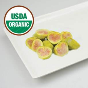 Organik IQF Yeşil İncir 10kg Koli