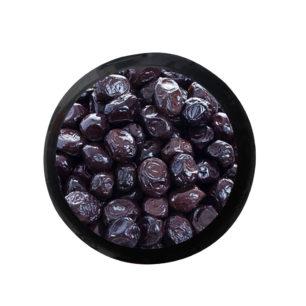 Doğal Fermente Siyah Zeytin 100kg Fıçı