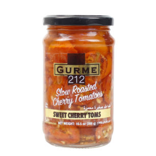Gurme212 Slow Roasted Cherry Tomatoes 320cc Jar