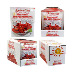 Delimatoes Sun Dried Tomatoes 100g Doypack