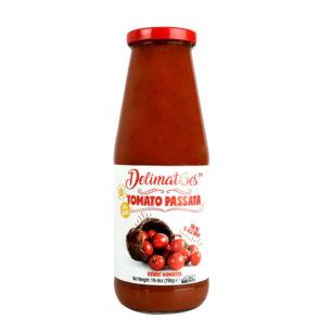 Gurme212 Tomato Passata 700g