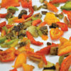 IQF Chargrilled Vegetables