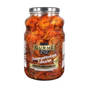 Gurme212 Sun dried tomatoes 2650cc Jar