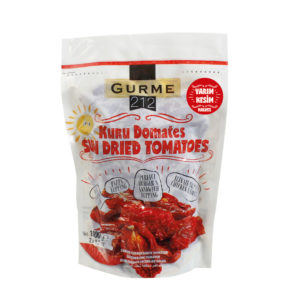 Gurme212 Halves-Sun Dried Tomatoes 1000g Doypack