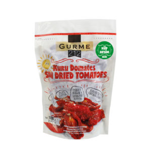 Gurme212 Diced-Sun Dried Tomatoes 1000g Doypack