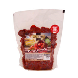 Gurme212 Halves-Sun Dried Tomatoes 2000g Vacuum