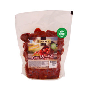 Gurme212 Diced-Sun Dried Tomatoes 2000g Vacuum