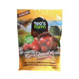 Teos Farm Sun dried tomatoes 2500g Doypack
