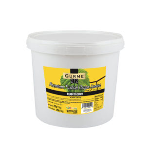 Gurme212 Premium Turkish Grape Leaves 18Kg Pail