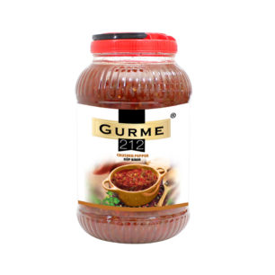 Gurme212 Crushed Peppers 3800g Gallon Pet