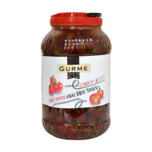 Gurme212 Chilli Cherry Pepper 3800g Gallon Pet