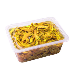 Delimatoes Marinated Semi Dried Yellow Tomatoes 1150g Tray