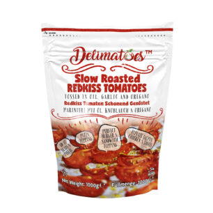 Delimatoes Slow Roasted Redkiss Tomatoes 1000g Doypack
