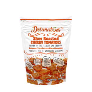 Delimatoes Slow Roasted Cherry Tomatoes 1000g Doypack