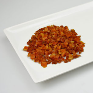 IQF Oven Semi Dried Red Tomatoes Diced 10kg Box