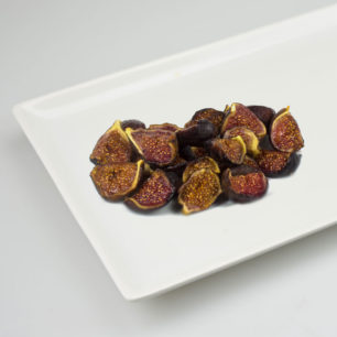 IQF Semi Dried Black Fig 10kg Box