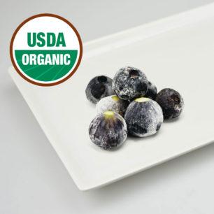 Organic IQF Black Figs 10kg Box