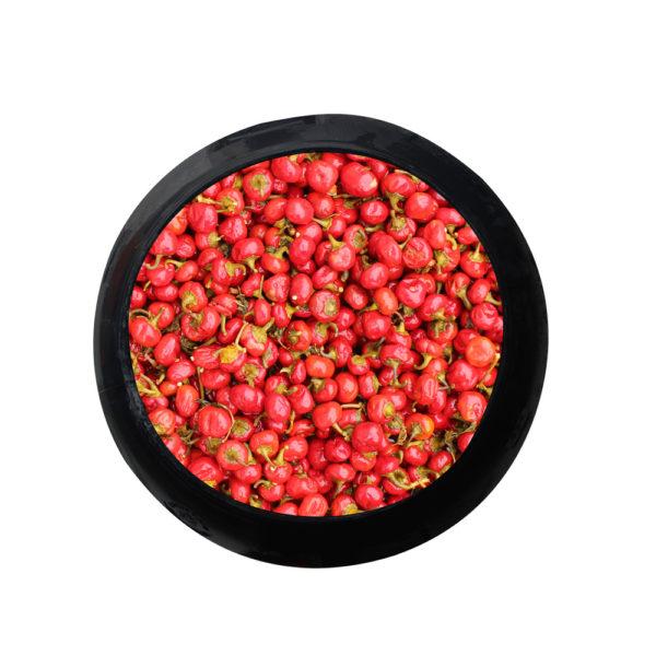 7436 100kg CherryPeppersinBarrelswithSeeds