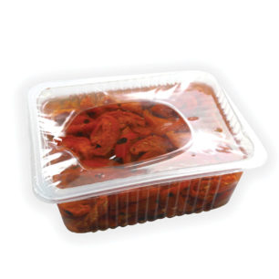Chargrilled Semi Dried Tomato – Red Segments 1150g Tray