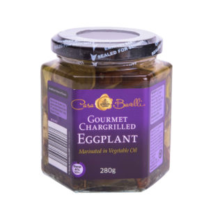 Private Label ALDI Chargrilled Eggplant 280g