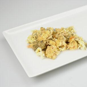Hot Chili Pepper Cauliflower Crisps